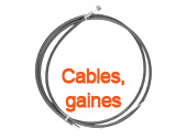 Cables, gaines